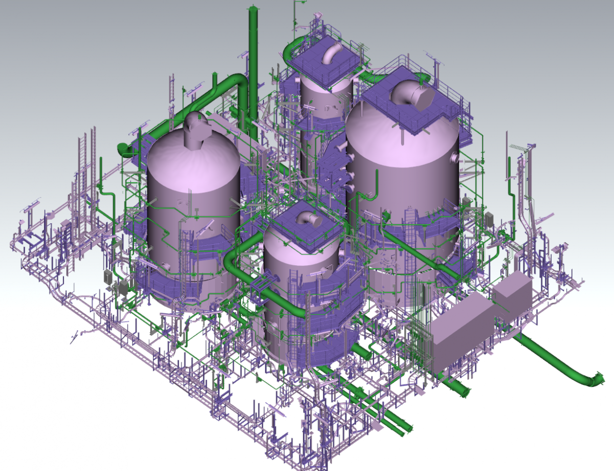 Samsung Heavy Industry Solution
