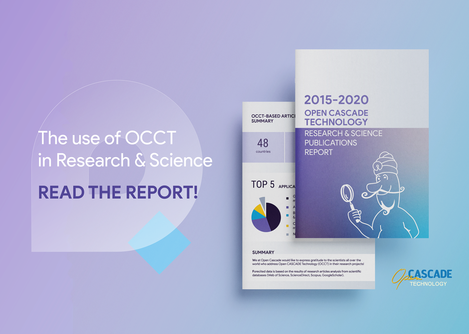 OCCT Research & Science Publications Report